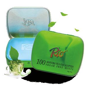 尤加利绿茶